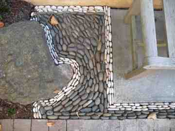 Photos of mosaics by John Newman