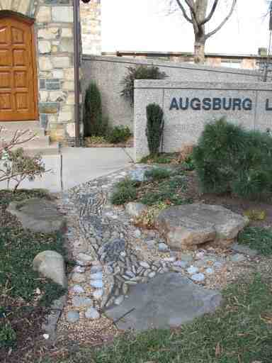 Photos of Augsberg Church gardens by John Newman